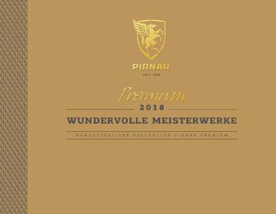 Pirnar-Katalog - Premium